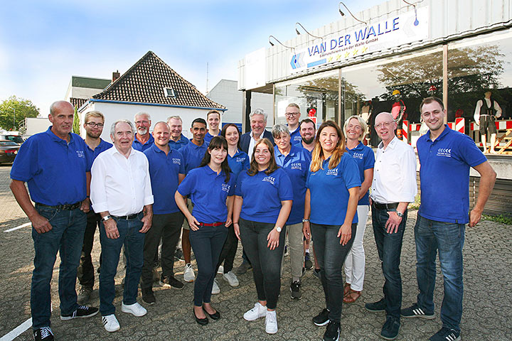 Team van der Walle